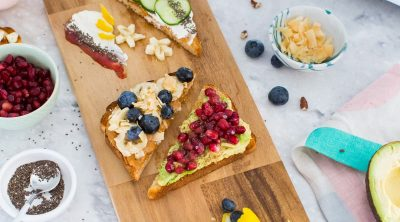 6 Simple Insta-Worthy Toast Combos by top Houston lifestyle blogger Ashley Rose of Sugar & Cloth #recipe #toast #instagram