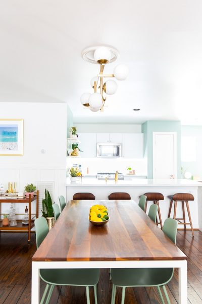 Sugar & Cloth Casa: Our Kitchen Makeover Reveal! by top Houston lifestyle blogger Ashley Rose of Sugar & Cloth #design #homedecor #interiors #kitchen #makeover