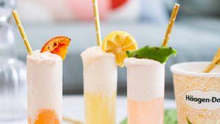 3 Sparkling Ice Cream Cocktail Recipes