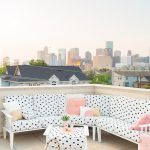 Our Downtown Rooftop Patio Makeover Reveal