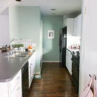 Sugar & Cloth Casa: Our Kitchen Makeover Design Plan & Before Photos! by top Houston lifestyle blogger Ashley Rose of Sugar & Cloth #homedecor #kitchen #interiordesign #homerenovations