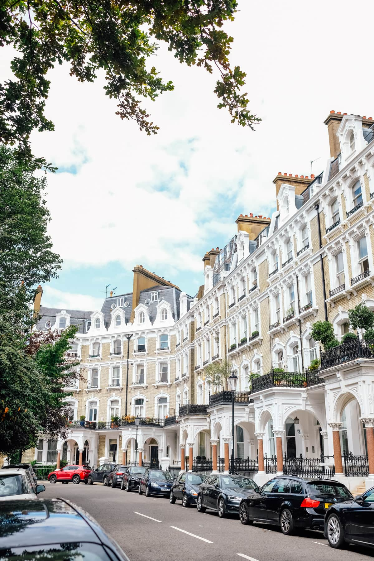 Kensington, London - Photos of Our British Isles Cruise with Family! | Part 1 # travel #familytravel #cruise #decor #design #britishisles