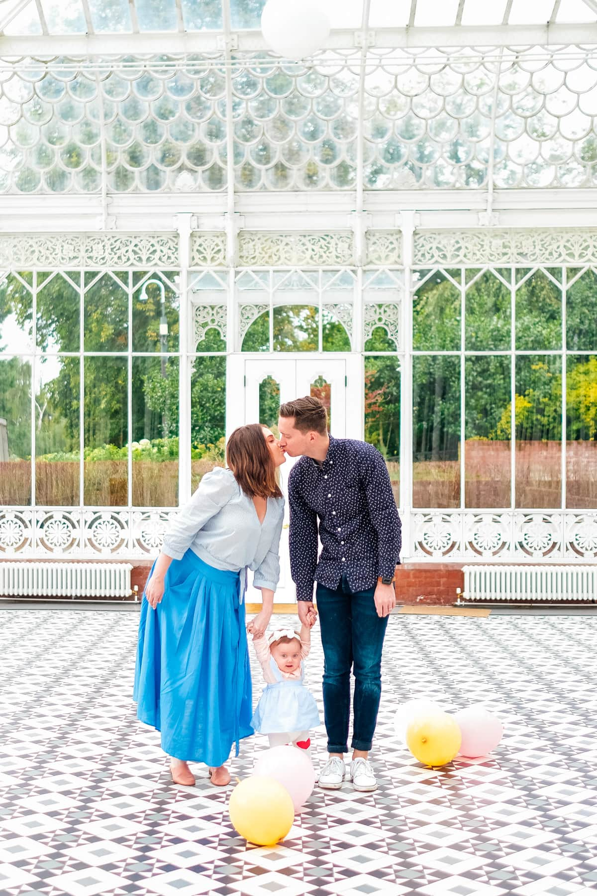 family photos at Horniman Gardens London - Photos of Our British Isles Cruise with Family! | Part 1 # travel #familytravel #cruise #decor #design #britishisles