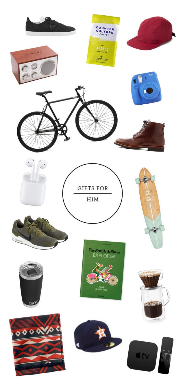 2018 mens holiday shopping guide by top Houston lifestyle blogger Ashley Rose of Sugar and Cloth
