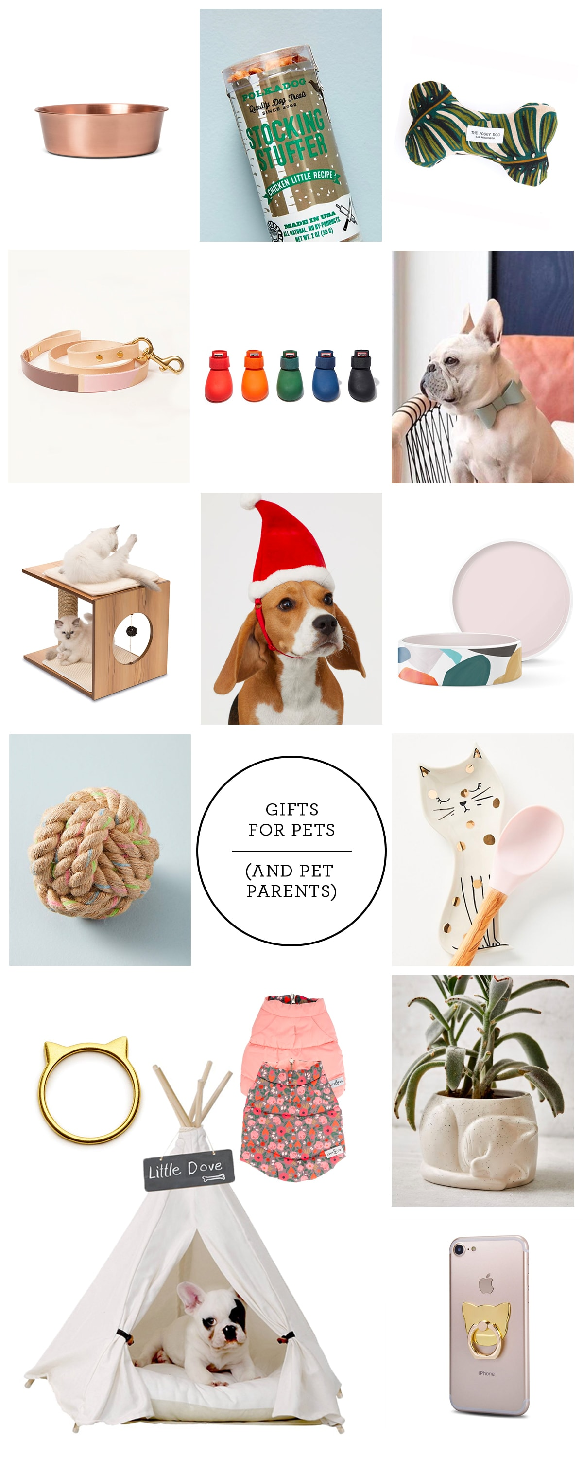 2018 holiday pet and pet parent shopping guide by top Houston lifestyle blogger Ashley Rose of Sugar and Cloth