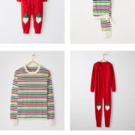 matching can still be cool! Holiday Hotness: Matching Family Pajamas for The Holidays - by top Houston lifestyle blogger Ashley Rose of Sugar & Cloth - #gift #giftguide #christmas #ideas #decor #style #family #matching #winter