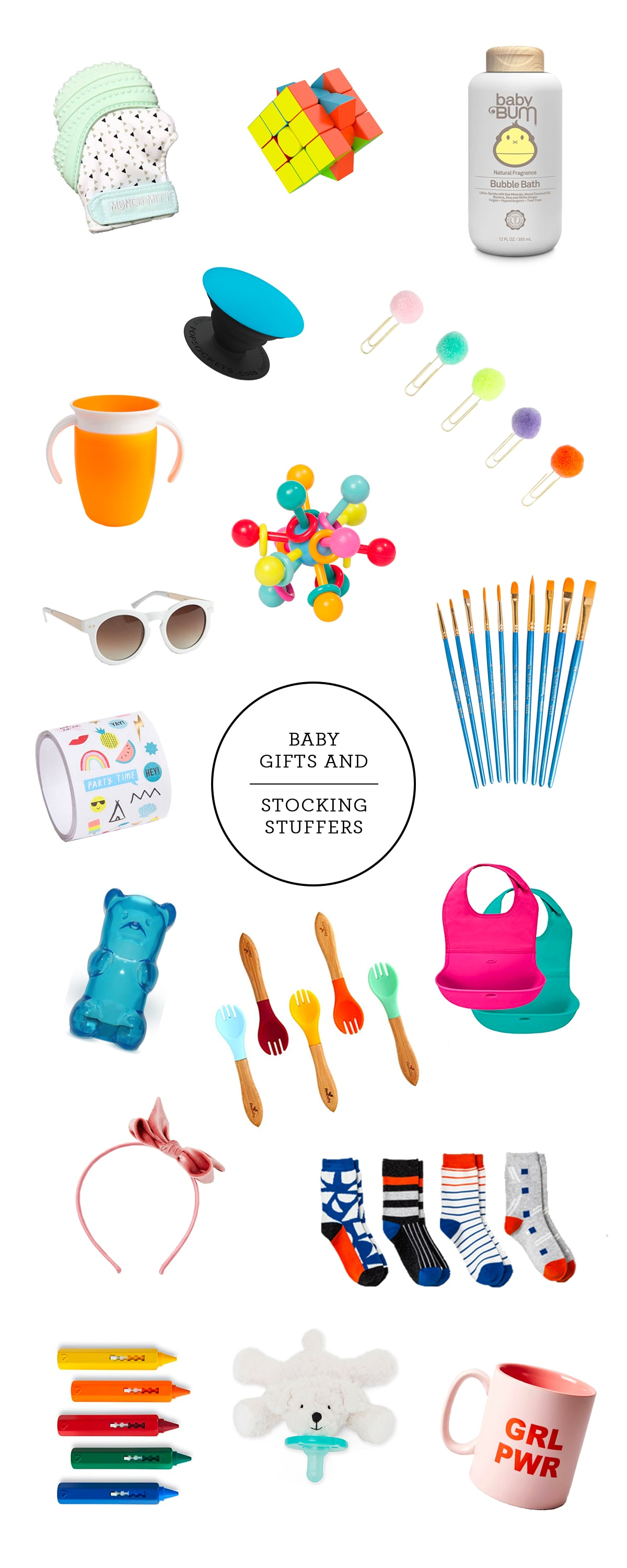 kids stocking stuffer shopping guide by top Houston lifestyle blogger Ashley Rose of Sugar and Cloth #holidays #christmas #shoppingguide #gifts #holidaygifts #christmasgifts