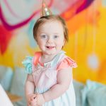 Gwen Turns One + Her First Birthday Party Ideas!