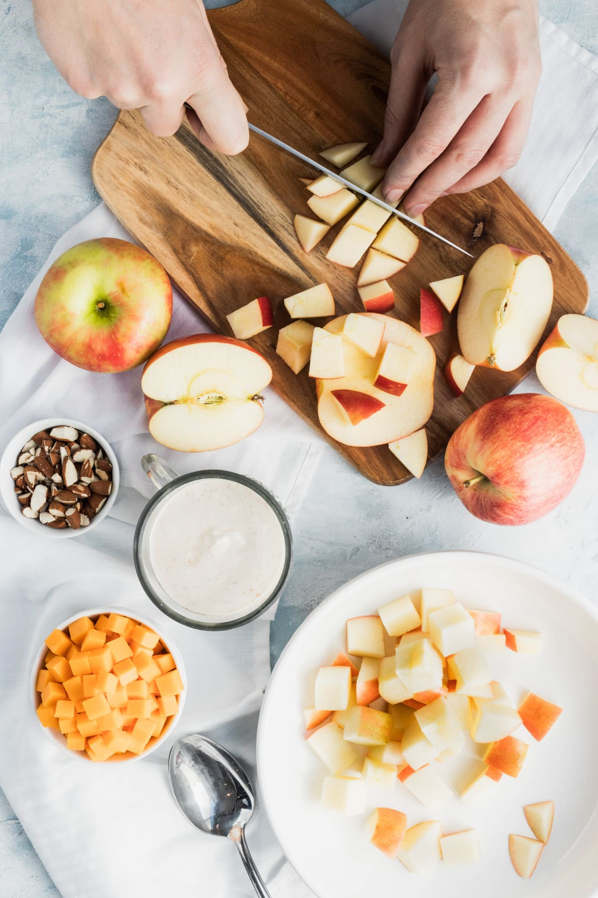 Apple Yogurt Salad Recipe Ingredients