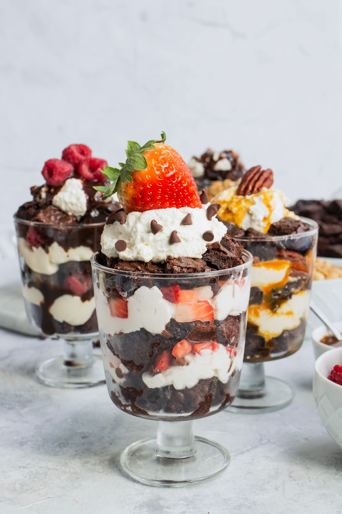 Brownie Parfaits Recipe Ikea Cups