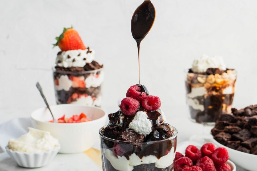 Brownie Parfaits Recipe