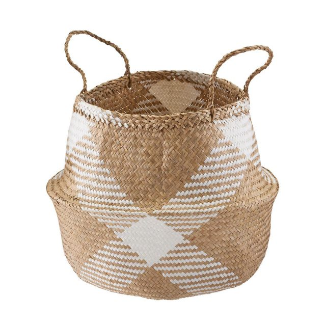 photo of the Diamonds Belly Basket