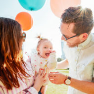 A family picnic day in the park - Things I Didn't Know About Basic Financial Planning + Insurance Until Having A Family by top Houston lifestyle blogger Ashley Rose of Sugar & Cloth - #family #budget #budgeting #tips #planning #finances #financial #insurance #help #guide