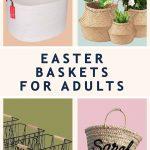 15 Unique Easter Basket Ideas For Adults