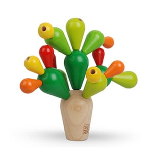 Balancing Cactus Kids Toy by top Houston lifestyle blogger Ashley Rose of Sugar & Cloth