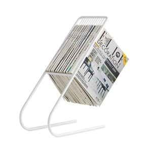 Float Magazine Rack Home Decor Design Within Reach