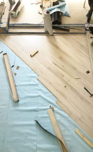 One Room Challenge Week 4: A Very Expensive Construction Hurdle for Our Living Room
