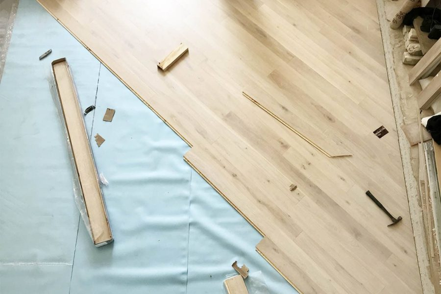 One Room Challenge Week 4: A Very Expensive Construction Hurdle for Our Living Room #oneroomchallenge by top Houston lifestyle blogger Ashley Rose of Sugar & Cloth #houston #realestate #renovations