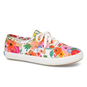 Keds x Rifle Garden Party Shoes Kids by top Houston lifestyle blogger Ashley Rose of Sugar & Cloth