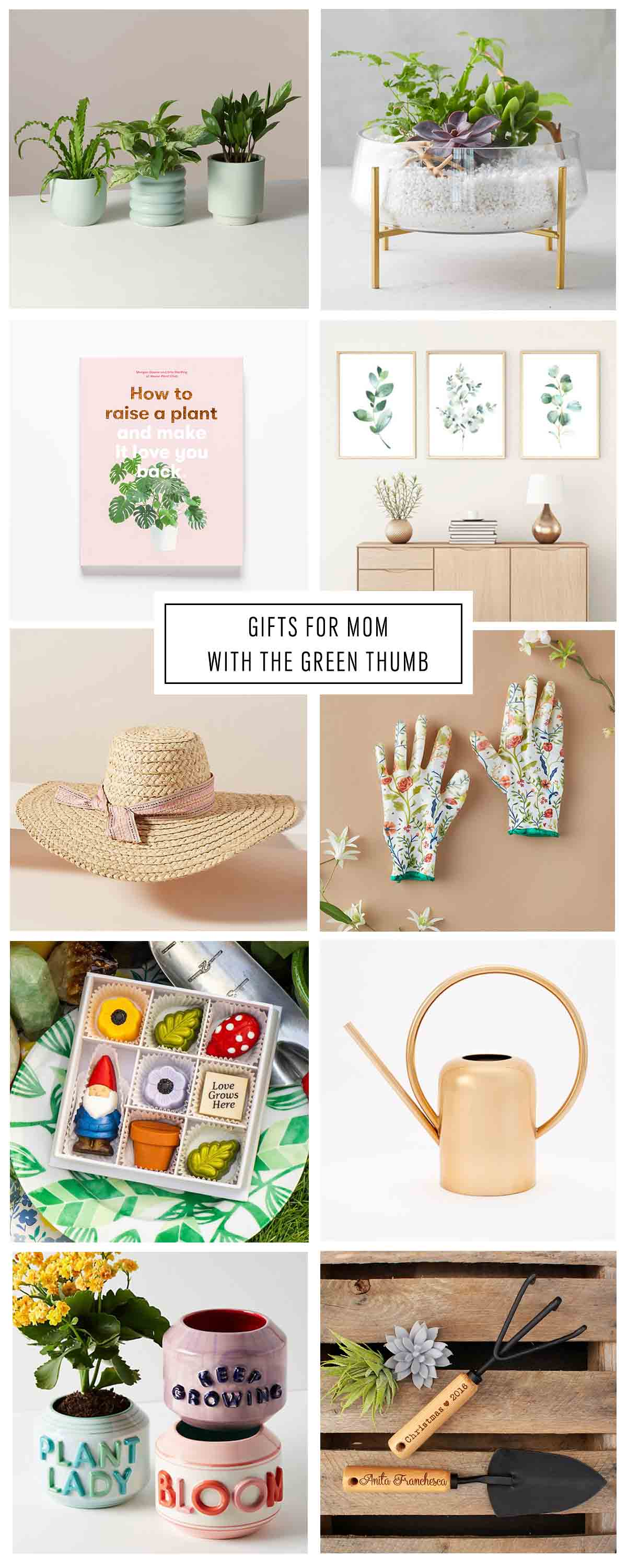 Mother's Day Gifts Green Thumb by top Houston lifestyle blogger Ashley Rose of Sugar & Cloth