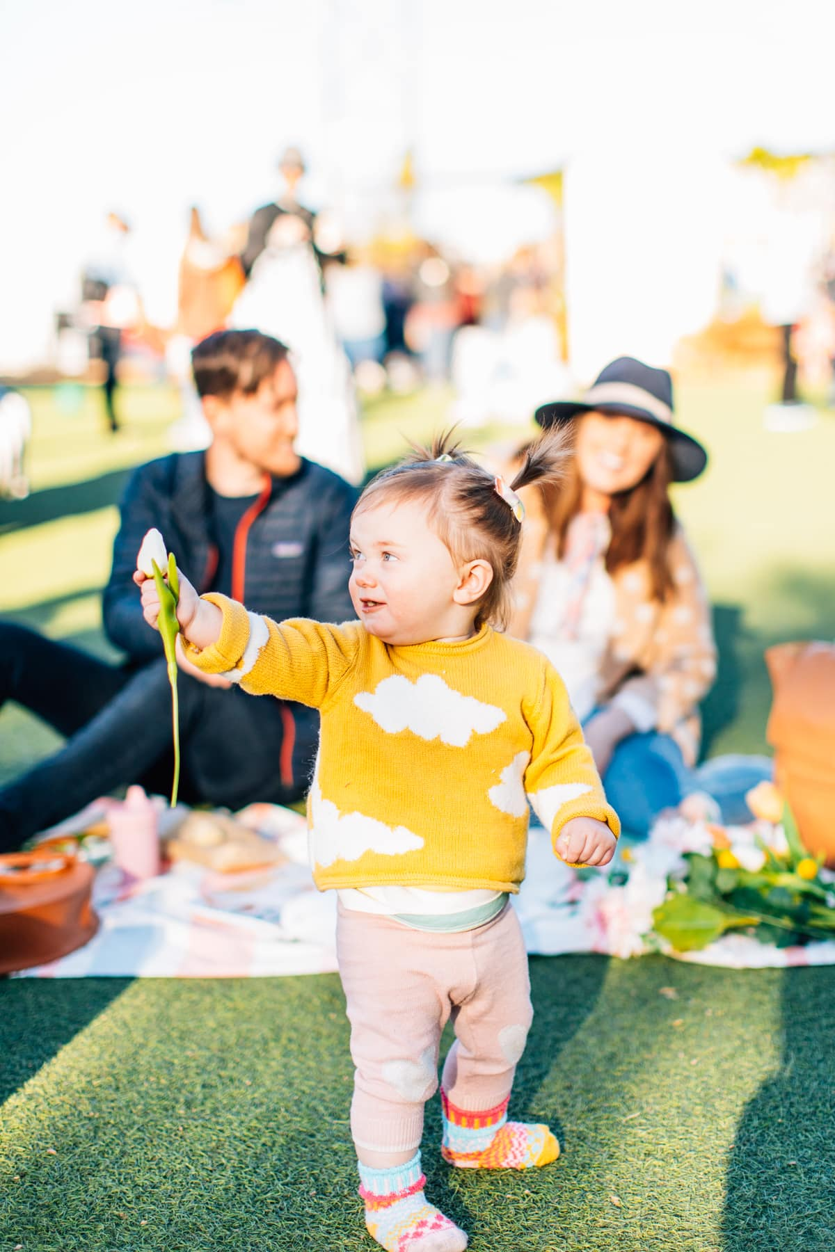 Texas Monthly + Magnolia Market Picnic Gwen by top Houston lifestyle blogger Ashley Rose of Sugar & Cloth