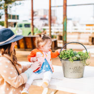 Texas Monthly + Magnolia Ashley & Gwen | by top Houston lifestyle blogger Ashley Rose of Sugar & Cloth