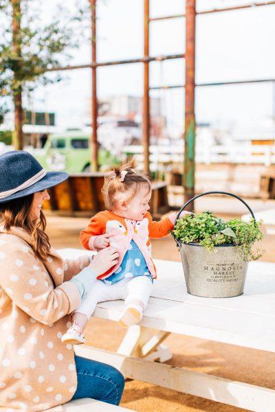 Texas Monthly + Magnolia Ashley & Gwen | by top Houston lifestyle blogger Ashley Rose of Sugar & Cloth