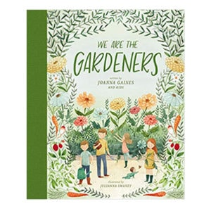 We Are The Gardners Book Kids by top Houston lifestyle blogger Ashley Rose of Sugar & Cloth