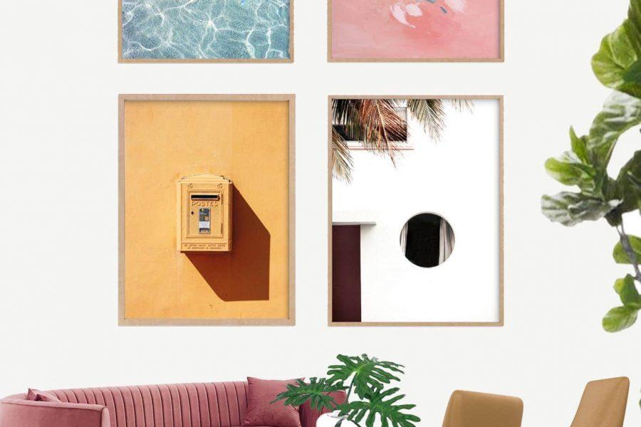 One Room Challenge Week 2: The Living Room Design Plan #design #decor #interiors #homemakeover #livingroom
