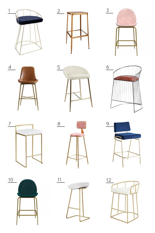 Incredible Budget Home Decor 36 Bar Stools Under 300 Sugar Cloth Beatyapartments Chair Design Images Beatyapartmentscom