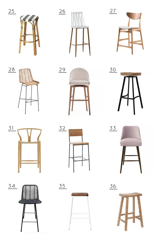 Fine Budget Home Decor 36 Bar Stools Under 300 Sugar Cloth Beatyapartments Chair Design Images Beatyapartmentscom