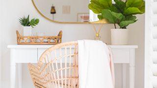 Cane Decor Trend: The Rattan Furniture We're Loving!