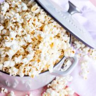 Popcorn Recipes & Instructions by Good Things Baking for Sugar & Cloth