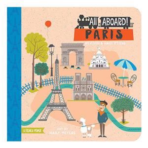 All Aboard Paris Kids Book