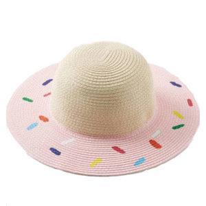 Cupcake Sun Hat Kids