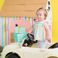 Modern Pretty Outdoor Toys For Kids by top Houston lifestyle blogger Ashley Rose of Sugar & Cloth