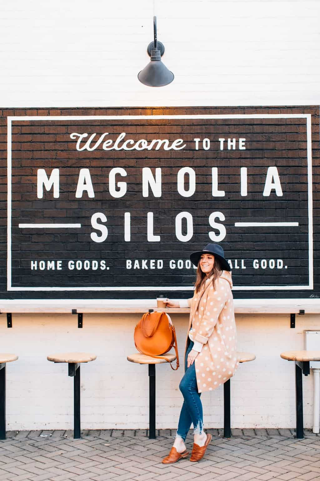 Texas Monthly + Magnolia Silos by top Houston lifestyle blogger Ashley Rose of Sugar & Cloth