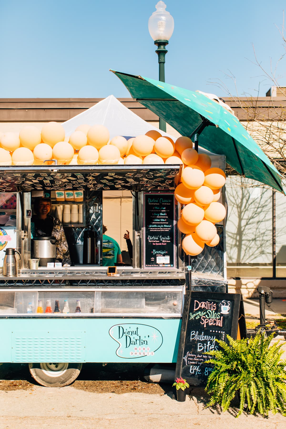 what food trucks are at Magnolia Market by top Houston lifestyle blogger Ashley Rose of Sugar & Cloth