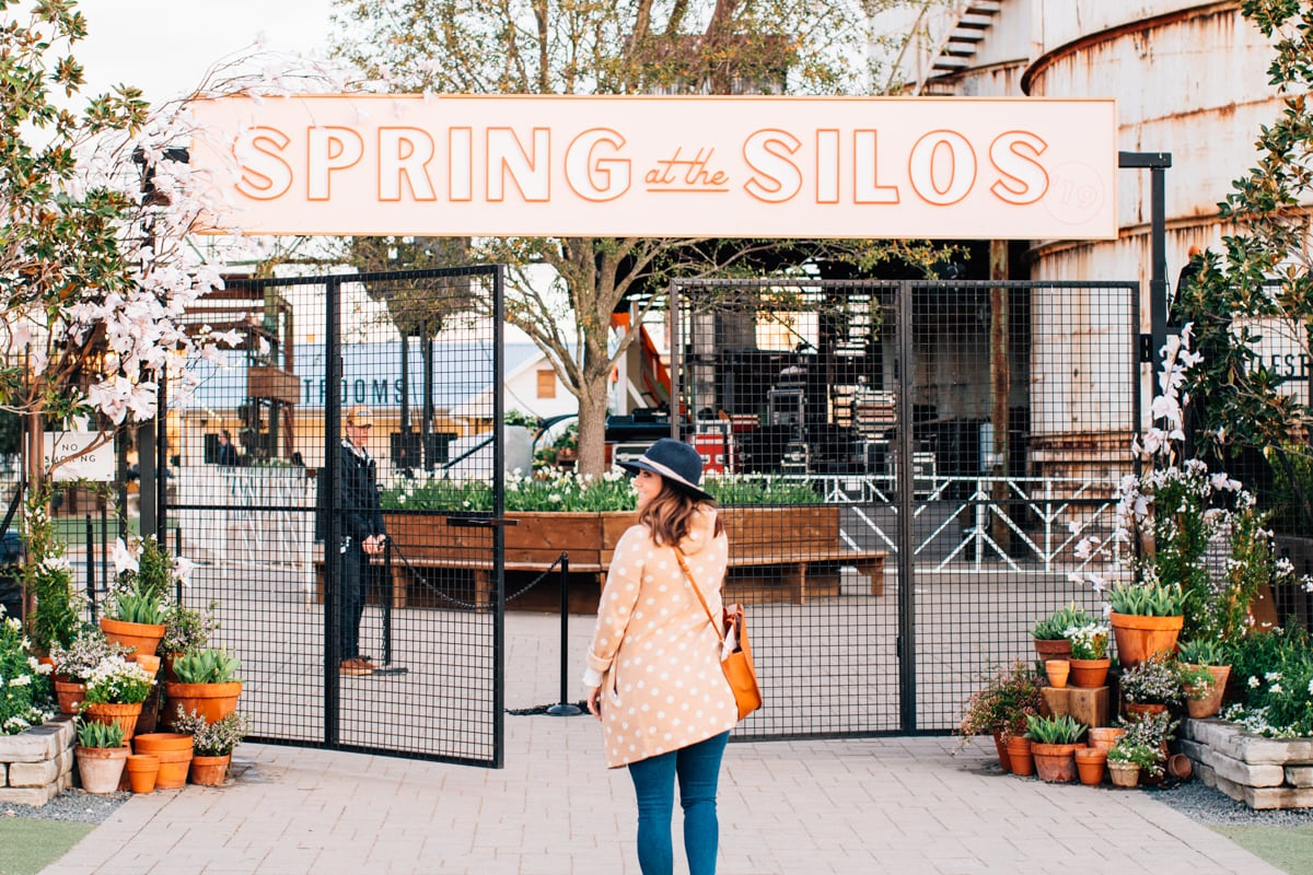 Texas Monthly + Magnolia Spring at the Silos annual spring event by top Houston lifestyle blogger Ashley Rose of Sugar & Cloth