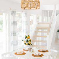 DIY Basket Pendant Light: How to Make a Basket Light Fixture