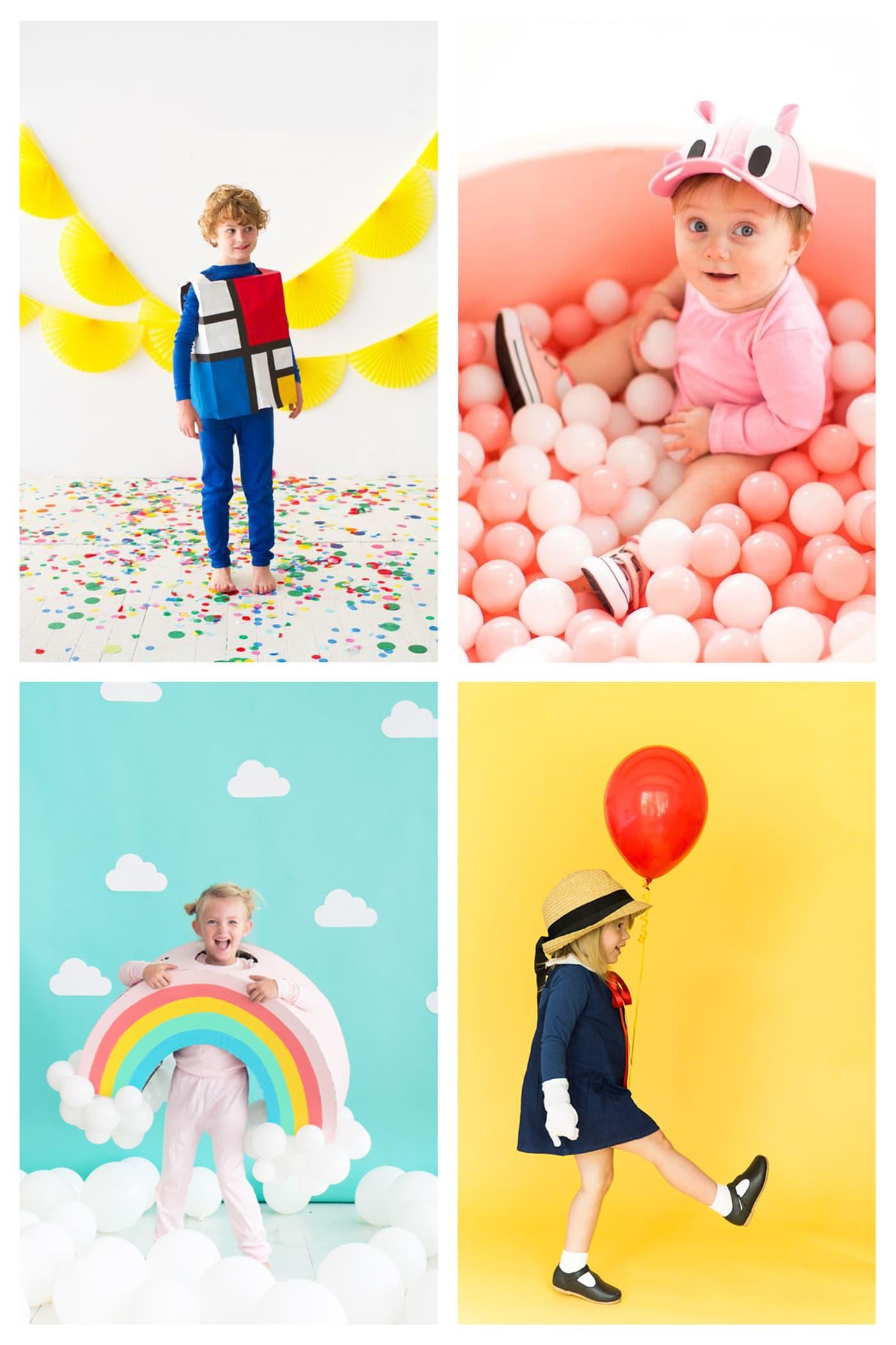 Sugar & Cloth: DIY Halloween Costumes for Kids