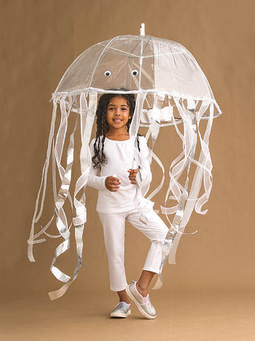 Jellyfish DY Halloween costume for boys and girls