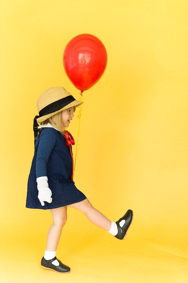 Madeline Halloween Costume for girls
