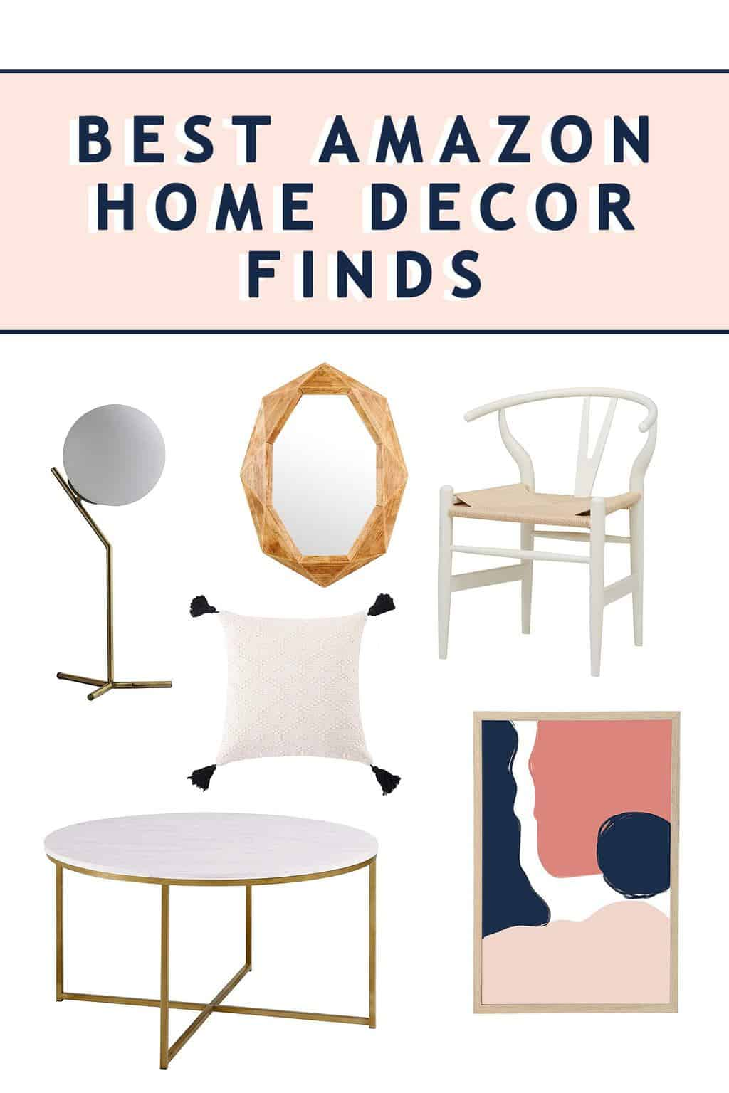 Amazon Home Decor: Our Favorite Amazon Furniture Finds -