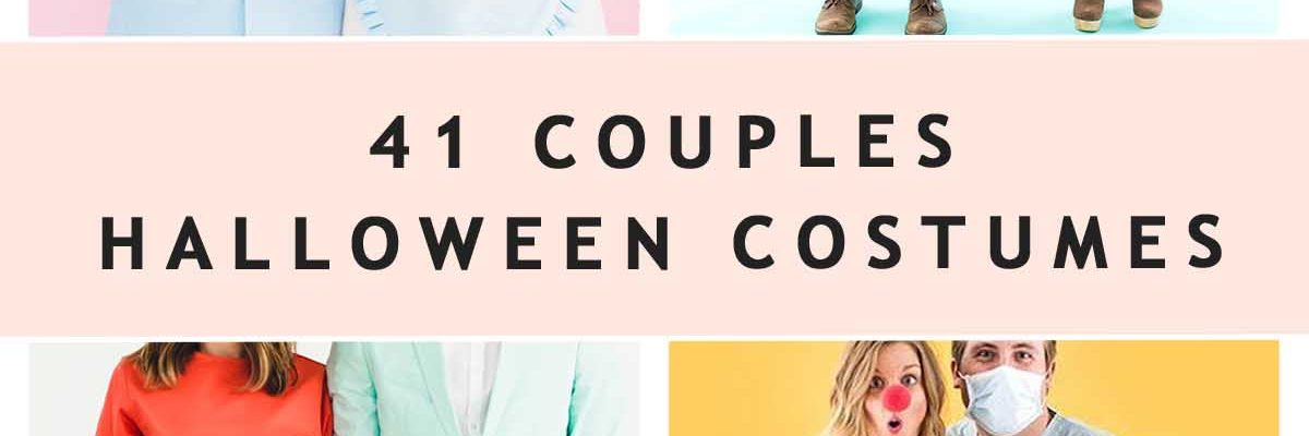 Sugar & Cloth: Family Halloween Costumes - Header Image