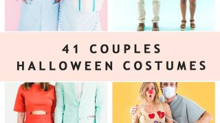 Couples Costumes: Easy Ideas for Couples Halloween Costumes