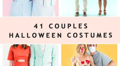 Sugar & Cloth: Family Halloween Costumes - Header Image