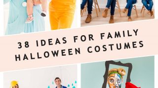 Family Costume Ideas: 38 Ideas for Family Halloween Costumes