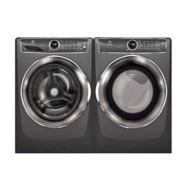 photo of Electrolux Titanium Front Load Laundry Pair