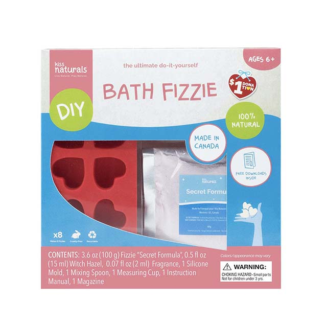 photo of bath fizzie kit